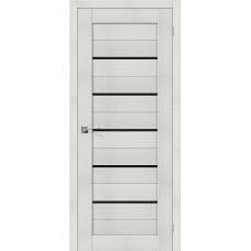 Двери со стеклом Интерьерные Porta Veralinga Bianco Magic Fog, Black Star 22  (экошпон)