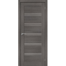 Двери со стеклом Интерьерные Porta Veralinga Grey Magic Fog 28  (экошпон)