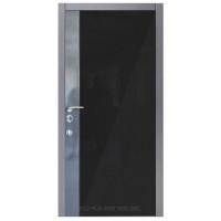 Входные двери со стеклом Conex 96 Стандарт