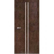 Межкомнатные двери Korfad Aluminium Loft Plato ALP-02