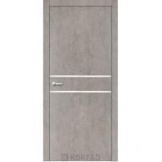 Межкомнатные двери Korfad Aluminium Loft Plato ALP-03