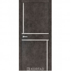 Межкомнатные двери Korfad Aluminium Loft Plato ALP-07