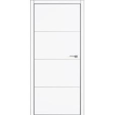 Межкомнатные двери «OMEGA» MetalBox ArtColor, C2