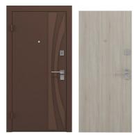 Входные двери Rodos Steel Basic-S Bas 001