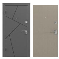 Входные двери Rodos Steel Basic-S Bas 002