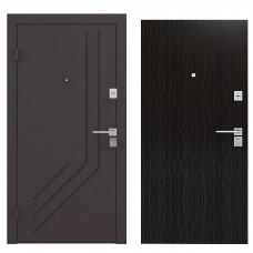 Входные двери Rodos Steel Basic-S Bas 003
