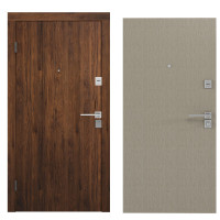Входные двери Rodos Steel Basic Baz 001