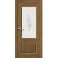 """Межкомнатные двери Брама 31.2 стекло """"Милениум"""""""