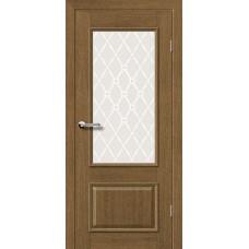"""Межкомнатные двери Брама 31.2 стекло """"Иний"""""""