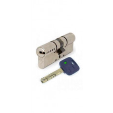 Цилиндр замка Мul-t-lock interactive 45х55 сатин 5 ключей