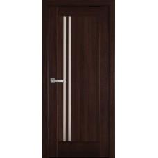 Межкомнатные двери Новый Стиль Делла со стеклом сатин