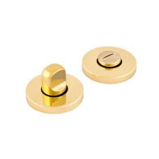 Накладка Forme фиксатор, круглая розетка, цвет - Золото