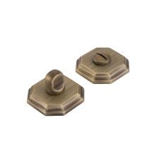 Накладка Forme, B03 8-угольная розетка, цвет - Бронза