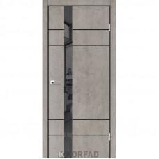 Межкомнатные двери Korfad Glass Loft Plato GLP-07