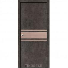 Межкомнатные двери Korfad Glass Loft Plato GLP-11