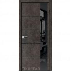 Межкомнатные двери Korfad Glass Loft Plato GLP-05