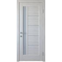 Межкомнатные двери Новый Стиль Грета  со стеклом сатин