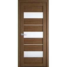 Межкомнатные двери Новый Стиль Лилу стекло сатин
