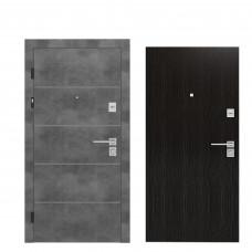 Входные двери Rodos Steel Line Lnz 005