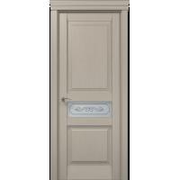 Межкомнатные двери Папа Карло Millenium-13 стекло бевелс