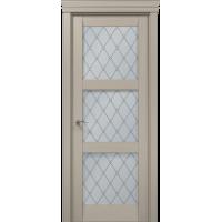 Межкомнатные двери Папа Карло Millenium-07 стекло оксфорд