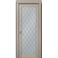Межкомнатные двери Папа Карло Millenium-09 стекло оксфорд