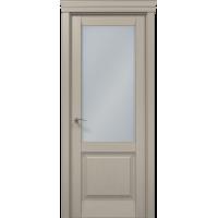 Межкомнатные двери Папа Карло Millenium-11 стекло сатин
