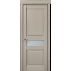 Межкомнатные двери Папа Карло Millenium-13 стекло сатин