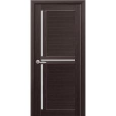 Межкомнатные двери Новый стиль Тринити стекло сатин