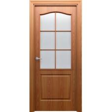 Интерьерные двери Палитра 11-4 итал. и милан. орех