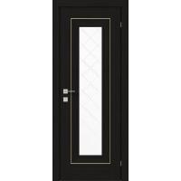 """Межкомнатные двери Rodos Versal """"Patrizia"""" венге шоколадный"""