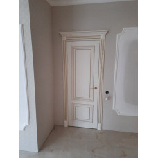 Двери из массива дерева под заказ №1