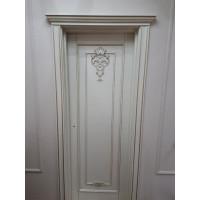 Двери из массива дерева под заказ №11