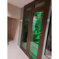 Двери из массива дерева под заказ №13