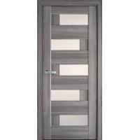 Межкомнатные двери Новый Стиль Пиана стекло сатин