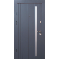 Входные двери Qdoors Премиум Браш-Al