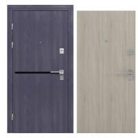 Входные двери со стеклом Rodos Steel Standart Stz 002
